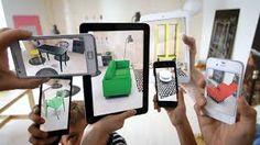 Resultado de imagen de augmented reality