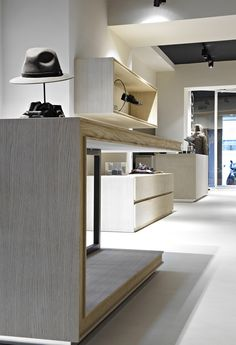 Angelico flagship store by Davide Volpe & Luca Malavolta, Milan store design