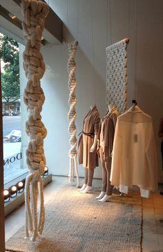 Large Macrame Wall Hanging/ Room Divider