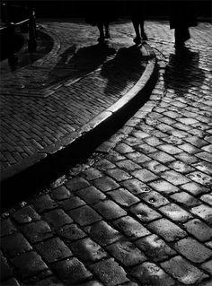 """After the Rain"" - Amsterdam - 1946 - photographer Dirk de Herder."