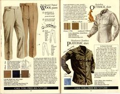 Presented in it's entirety, Catalog 1984 Christmas edition. This catalog seems to me to have the last vestiges of the origina… Wool Pants, Travelogue, Chambray, Banana Republic, Catalog, 21st, Holiday, Christmas, Abandoned