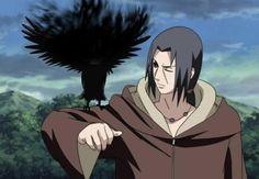 Itachi e o corvo