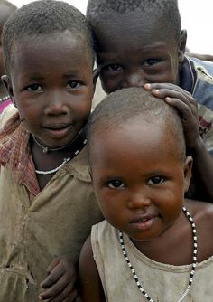 African children   - Explore the World with Travel Nerd Nici, one Country at a Time. http://TravelNerdNici.com