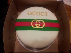 Gucci cakes