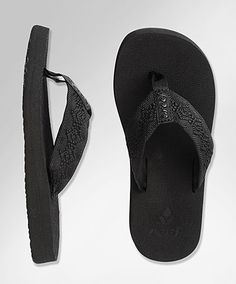 Reef Sandy flip-flops