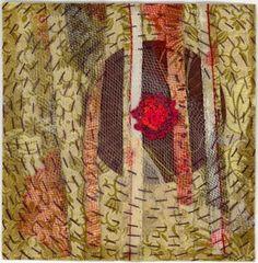 Wonderful journal quilt by Natalya