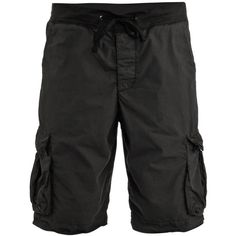 James Perse Cargo Shorts ($135) ❤ liked on Polyvore featuring mens, men's clothing, shorts, men, bottoms, guys and pants