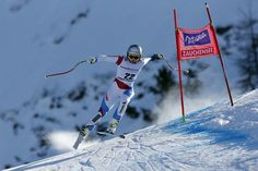 Altenmarkt's course, where Justine suffered her injury in the book. This is Marianne Kaufmann-Abderhalden competing in the Women's Downhill Fis World Cup, Alpine Skiing, Audi, Book, Inspiration, Biblical Inspiration, Book Illustrations, Books, Inspirational