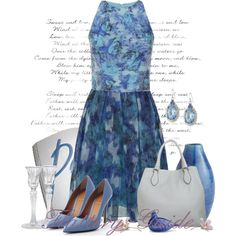 Laresa by flattery-guide on Polyvore featuring moda, Matthew Williamson, Fendi, Abro, 1928, Pier 1 Imports, iittala and Marquis by Waterford