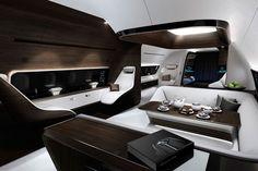 Mercedes-Benz et Lufthansa revisitent la première classe