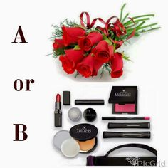 What would you rather receive for Valentine's Day? A collection of makeup from Younique will last a lot longer then flowers.