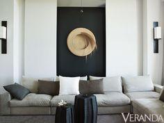 Nancy Braithwaite's Modern Living Room