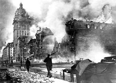 tragic fires in history | When natural disasters strike