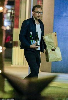 Ohhh..... Who is he buying all the drinks for I wonder?