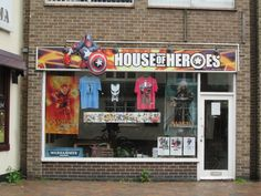 House of Heroes England, City, House, Home, Cities, English, British, Homes, United Kingdom