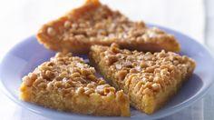 Sea salt is the key to taking sweet sugar cookie bars to sensational, sweet-and-salty treats.