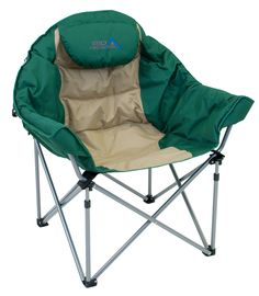 Ultimate Outdoor Comfort Chair-Green