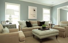 what our living room may look like with RH silver sage