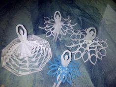 Adorno de Navidad, Copo de Nieve de Papel. How to Make Paper Snowflakes - YouTube