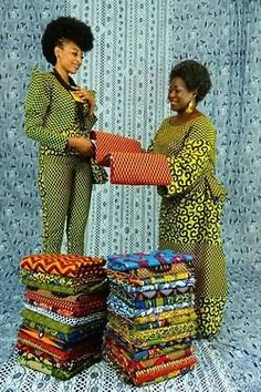 African fabrics rock. A great time to be an African. Just proud