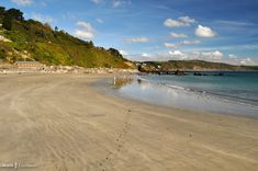 Beach at East Looe, Cornwall