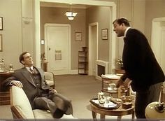 Armas Design: Jeeves and Wooster