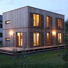 Die 17 Besten Bilder Zu Modulhauser Haus Container Hauser