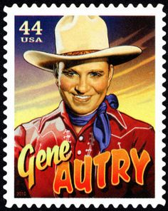 Sep. 29, 1907: Gene Autry, perhaps the greatest singing cowboy of all time, was born in Tioga, Texas.