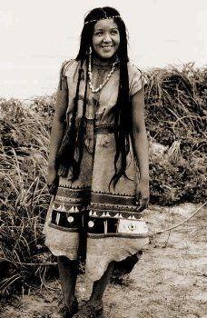 Mi'kmaw Daily Life - Dress and Ornamentation