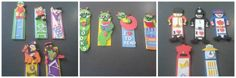 childrens book marks - The Supermums Craft Fair