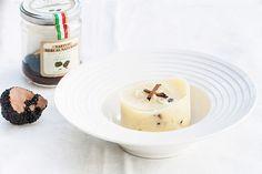 Purée de pommes de terre à la truffe et au parmesan // Mashed potatoes with truffles and parmesan