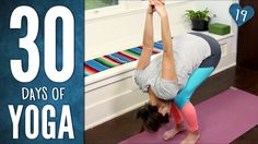 Day 19 - Breath & Body Practice - 30 Days of Yoga - Beautiful Moving Meditation, connecting breath to movement.
