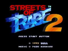 Streets Of Rage 2 Soundtrack - Ending Theme (Ending)