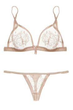 80a1ab61b9 elle machperson so pretty it hurts soft bra   thong ...so glad this