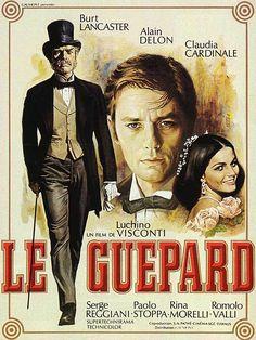 Redécouvrez la bande-annonce du film Le Guépard ponctuée des secrets de tournage et d'anecdotes sur celui-ci. Le Guépard (Il Gattopardo) est un film franco