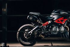 Buraq Benelli TNT 600i - RocketGarage Cafe Racer