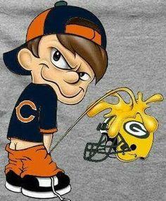 Bears are awesome Bears Packers, Nfl Bears, Bears Game, Bears Football, Football Memes, Chicago Bears Man Cave, Chicago Bears Super Bowl, Nfl Chicago Bears, Chicago Football