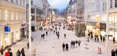 Mariahilferstrasse Unravels the Hidden Possibilities of Urban Design · Landscape Architects Network