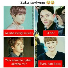 Zeki işte Ridiculous Pictures, Funny Pictures, Bts Vs Exo, Learn Korea, Comedy Zone, Funny Times, Foto Jungkook, Thug Life, Just Smile