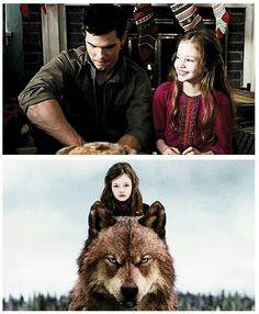 Twilight Jacob And Renesmee, Jacob Black Twilight, Twilight Wolf, Twilight Edward, Twilight Poster, Twilight Saga Quotes, Twilight Saga Series, Anime Wolf, Manga Anime
