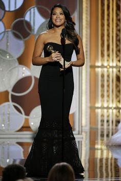 Gina Rodriguez's Golden Globes Speech