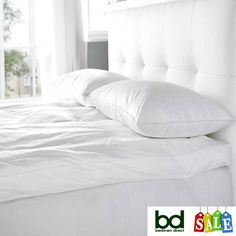 P Our 4ft Mattress Toppers Are Ideal For Today S Small Double Beds