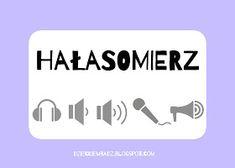 Dzieckiem bądź: Spray ciszy i inne metody wyciszające Classroom Management, Kids And Parenting, Cool Kids, Behavior, Teacher, Education, Logos, Fun, English Kindergarten