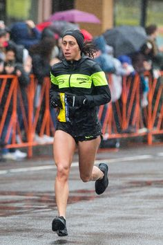 Desi Linden Becomes the First American Woman to Win the Boston Marathon in 33 Years