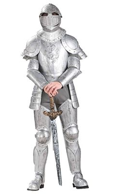 12 items on every Special-Needs Parent's Wish List: Suit of Armor