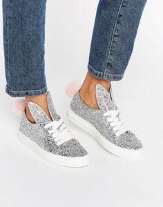 Minna Parikka Sheer Bunny High Top Sneakers With Bunny Ears Sneakers Abotinadas Mujer iHApo1