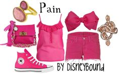 DisneyBound is meant to be inspiration for you to pull together your own outfits. Disney Bound Outfits, Disney Dresses, Disney Clothes, Disney Inspired Fashion, Disney Fashion, Estilo Disney, Fandom Fashion, Themed Outfits, Disneybound