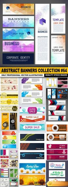 Find your Grapfix Desire With US Banner Vector, Banner Template, Creative Banners, Vector Photo, Corporate Identity, Vector Graphics, Lorem Ipsum, Vectors, Finding Yourself