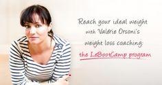 La dieta LeBootCamp di Valerie Orsoni