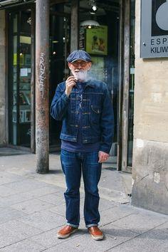 Street Fashion - Urban Artiste Tres Cool!